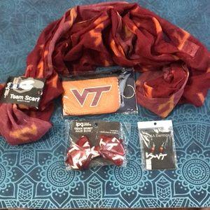 New Virginia Tech women's fan pack 1